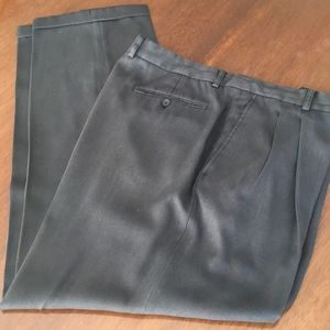 CLAIBORNE dress pants 38/32 grey